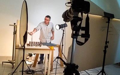 Taller Online en Vivo de Fotografía de Productos para ilustración
