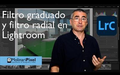 Filtro graduado y filtro radial en Lightroom