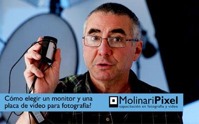 Elegir un monitor y una placa de vídeo para fotografía