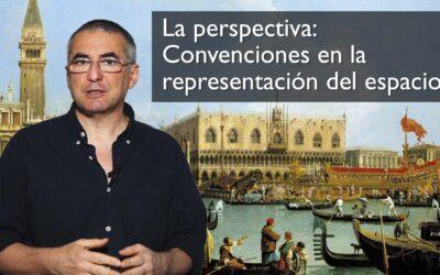 La perspectiva: convenciones en la representación del espacio